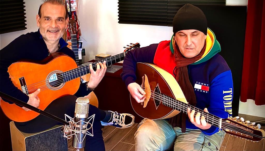 Juan Carmona et Ptit Moh